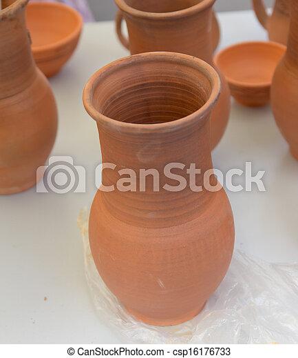 pottery - csp16176733