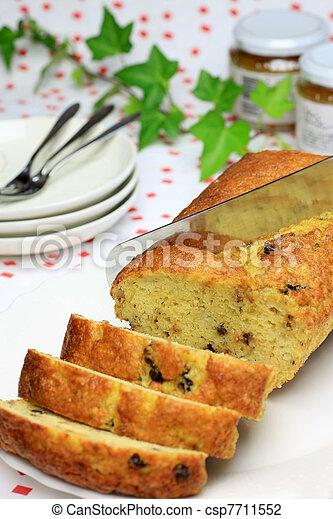 pound cake - csp7711552