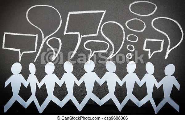 poupées papier - csp9608066