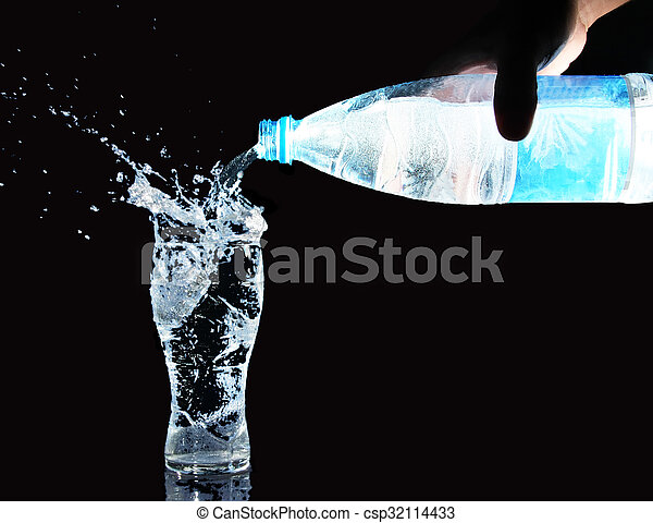 Pouring water - csp32114433