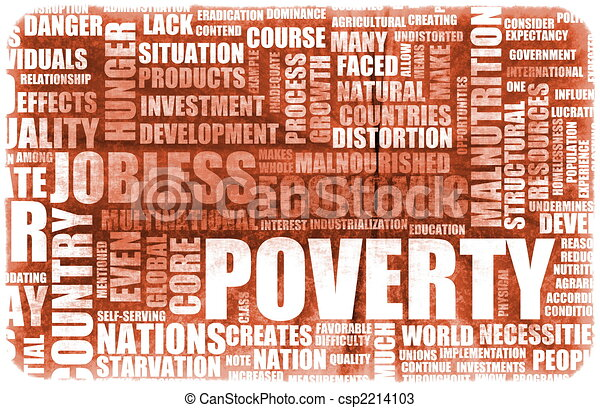 Poverty - csp2214103
