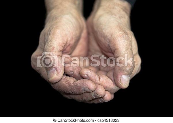 Poverty - csp4518023