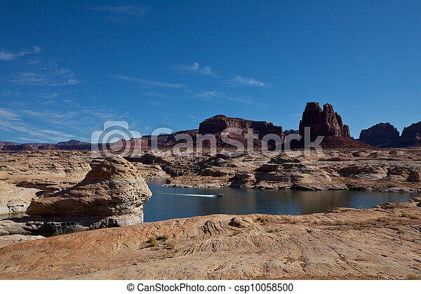 Powell lake - csp10058500