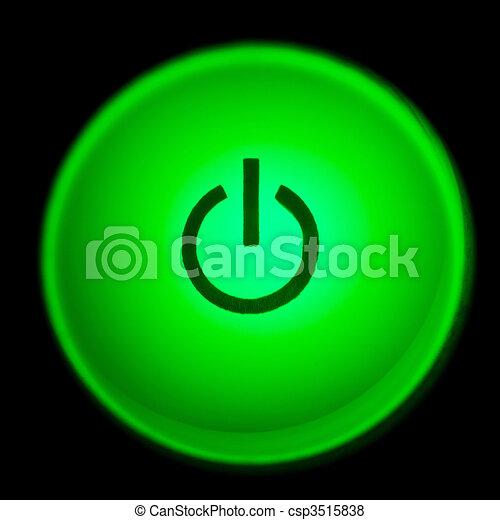 power button - csp3515838