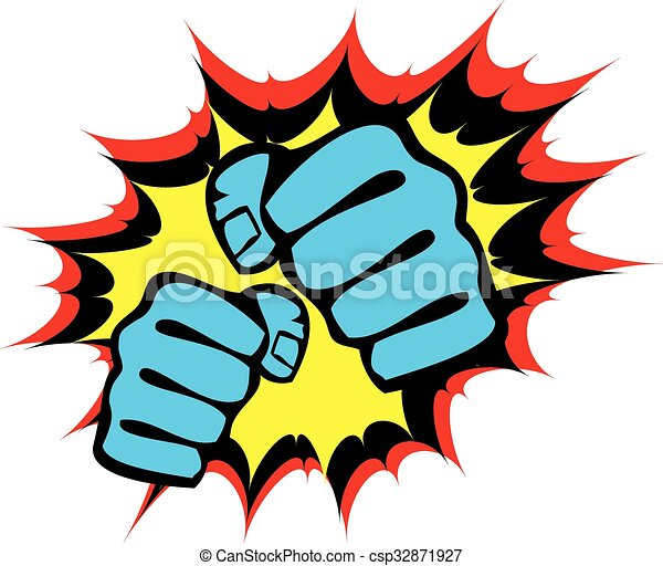 power fist mma karate boxing rh canstockphoto com mma fighters clipart mma glove clipart