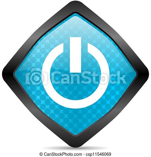 power icon - csp11546069