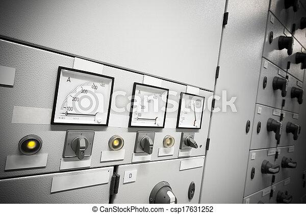 power meter  - csp17631252