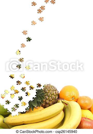 Power of dieting - csp26145940
