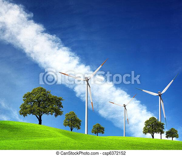 Power of Nature - csp6372152
