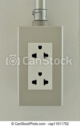 Power outlet - csp11611752
