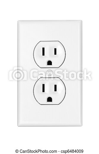 Power outlet - csp6484009