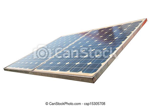 Power plant using renewable solar energy - csp15305708