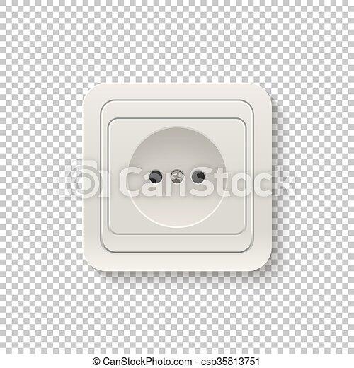 Power socket  - csp35813751