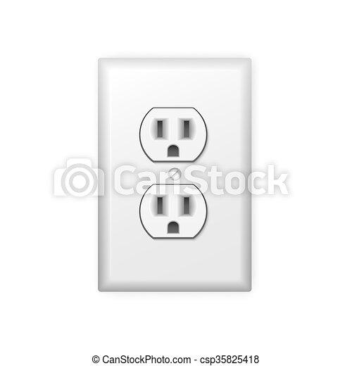 Power socket  - csp35825418