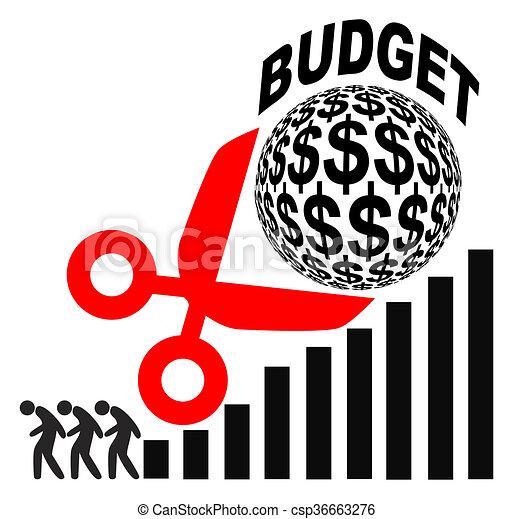 powstanie, budżet, korzyści, skaleczenia - csp36663276