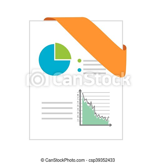 Ppt format chart corners data office business vector illustration ppt format chart csp39352433 ccuart Image collections