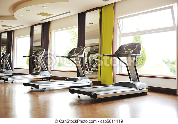 prêt, fitness? - csp5611119