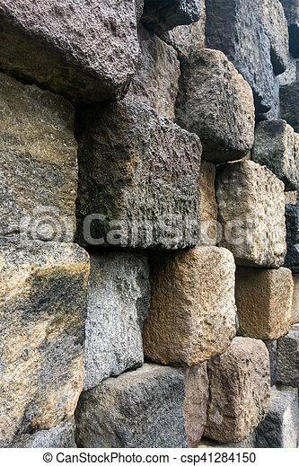 próbka, kamień budowa, tło - csp41284150