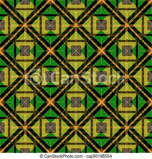 próbka, kwadraty, seamless - csp50198554