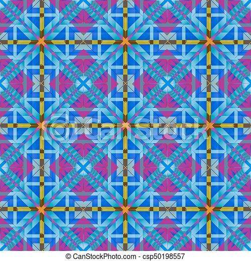 próbka, kwadraty, seamless - csp50198557