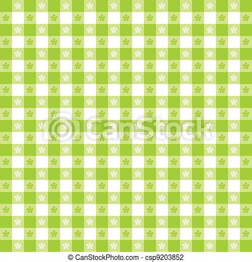próbka, tablecloth, seamless, duży parasol - csp9203852