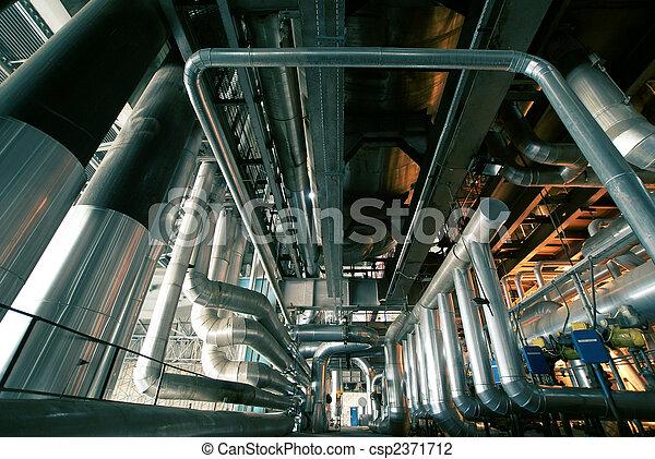 průmyslový, pojem, grafické pozadí - csp2371712