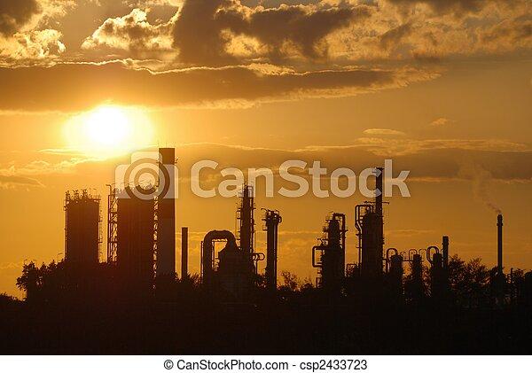průmyslový, romantik - csp2433723