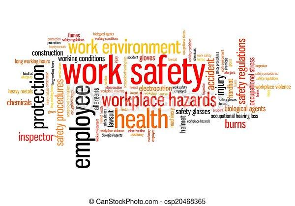 praca, bezpieczeństwo - csp20468365