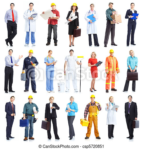 pracownicy, ludzie - csp5720851