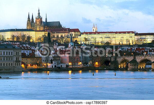 Prague Castle - csp17890397