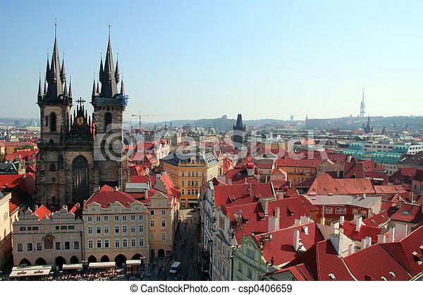 Prague Old Town - csp0406659
