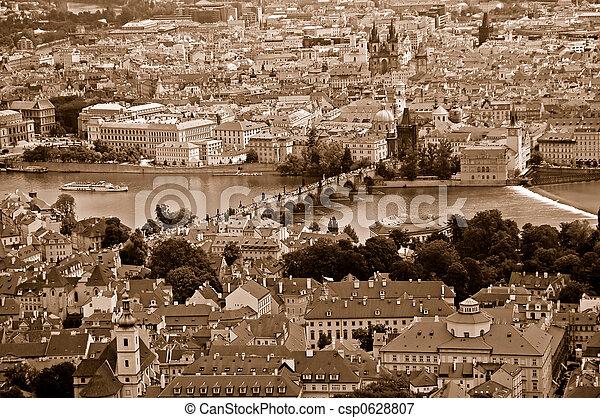 Prague - csp0628807