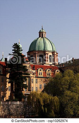 Prague - csp10262974