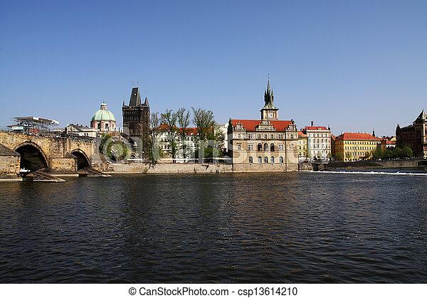 Prague - csp13614210