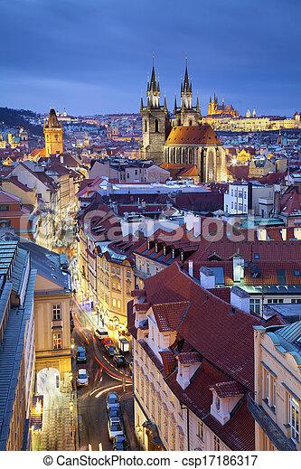 Prague. - csp17186317