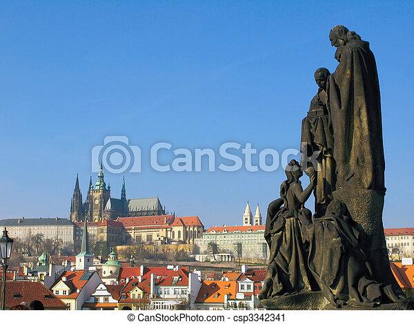 Prague - csp3342341