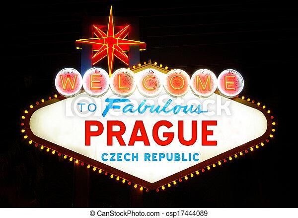 Prague - csp17444089