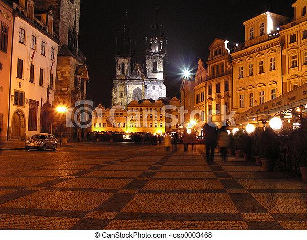 Prague Square - csp0003468