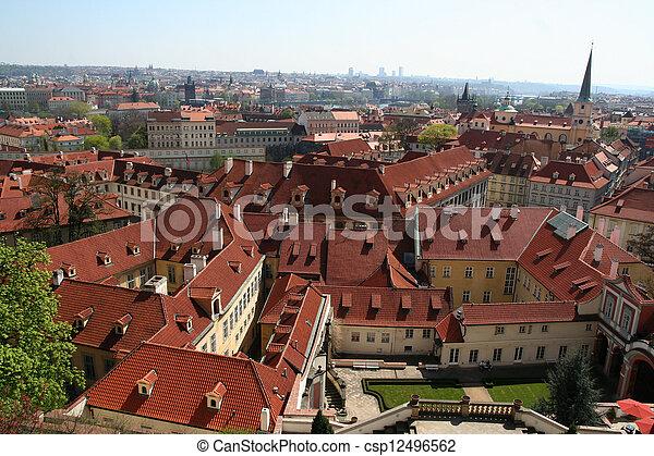 Prague - csp12496562