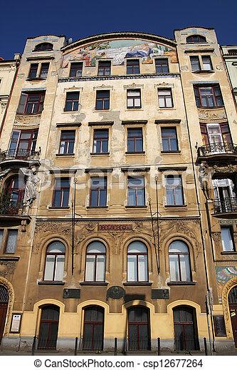 Prague - csp12677264