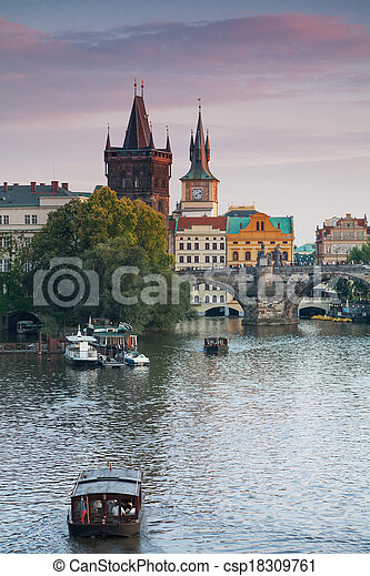 Prague - csp18309761
