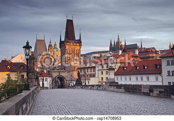 Prague. - csp14708953