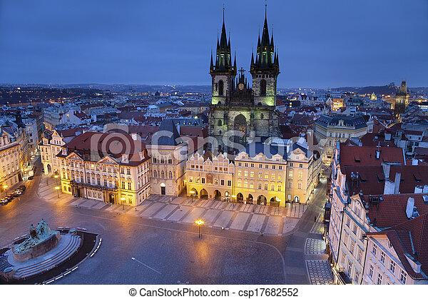 Prague. - csp17682552