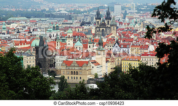 Prague - csp10936423