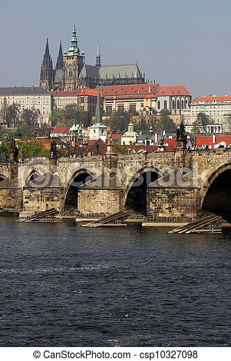 Prague - csp10327098