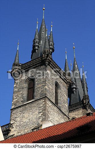 Prague - csp12675997
