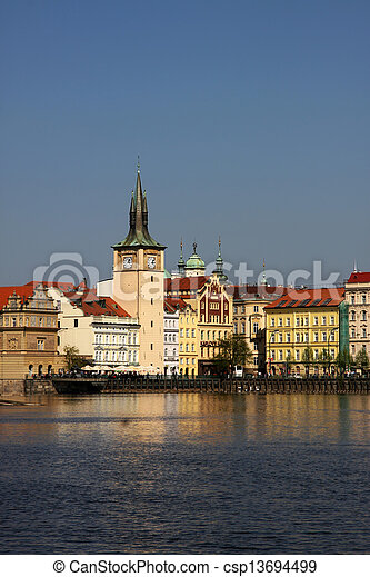 Prague - csp13694499