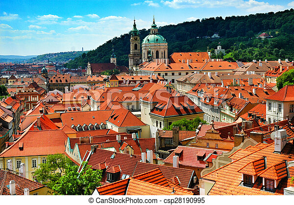 Prague - csp28190995