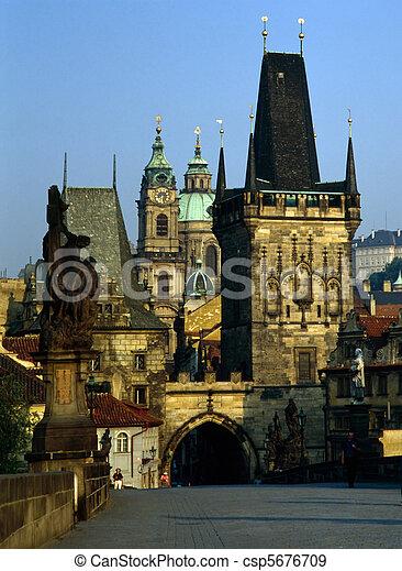 Prague - csp5676709