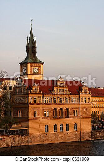 Prague - csp10631909